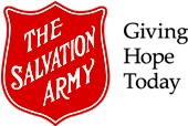 We Support Salvation Army